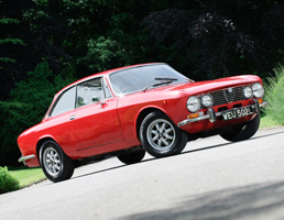 40th Birthday Gift Idea - Alfa 2000 GTV for Hire