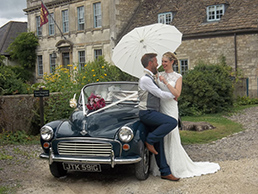 Wedding Hire - Morris Minor